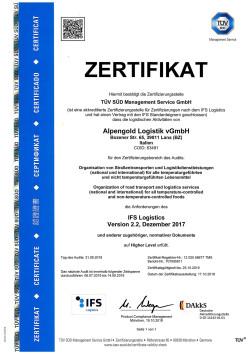 Alpengold-Logistik-IFS